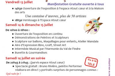 10 ans de la Maison des Arts à Montbazon