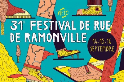 Festival de rue de Ramonville 2018