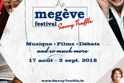 Megève Festival Savoy Truffle 2018