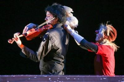 Danse avec les Poules à Irigny