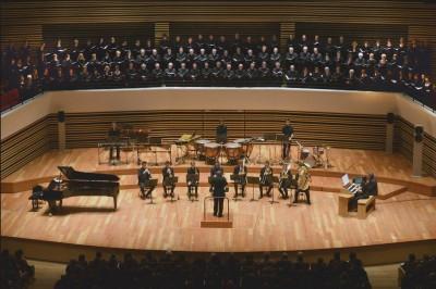 Concert pour la paix à Lille