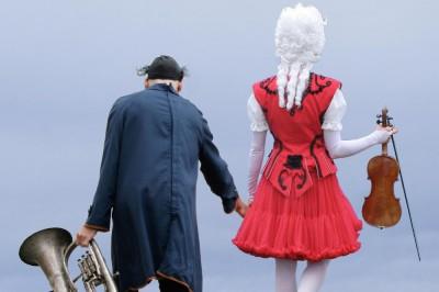 Concerto pour deux clowns à Noyon