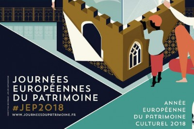 Journées du patrimoine Bonchamp les Laval 2018