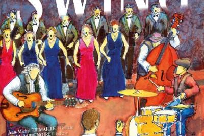 Vocalia et son programme swing  à Pontarlier