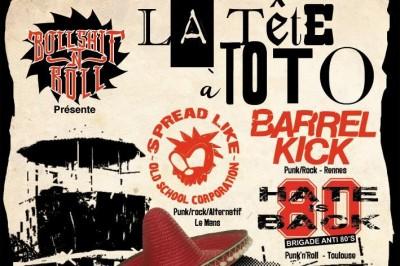 La Tête à Toto à Montenay