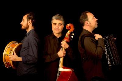 Renaud Garcia-Fons Trio à Beaucourt
