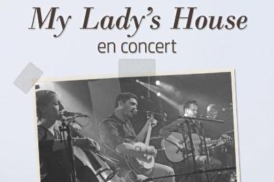 My Lady's House, concert de soutien aux Invités au Festin à Besancon