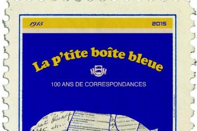 La p'tite boîte bleue à Lorient