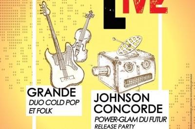 Concert Chapau Live 7 à Ballan Mire