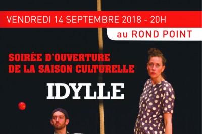 Ouverture De La Saison Culturelle 2018/2019 - Cie Ks