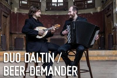 Duo Daltin/Beer-Demander à Correns