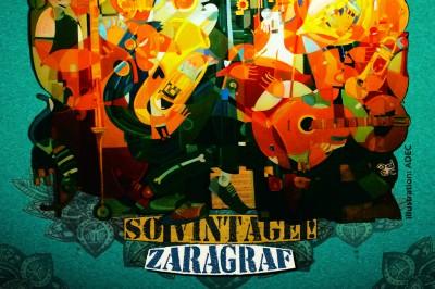 Emir Kusturica  +Zaragraf à Nimes