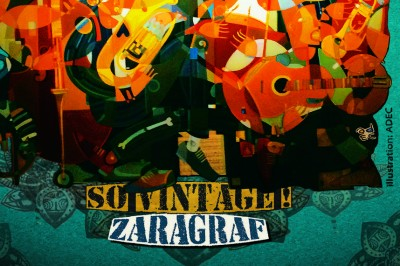 Zaragraf so vintage à Tregastel