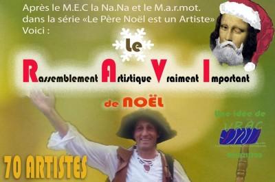 Le R.A.V.I de Noël à Saint Jean du Gard