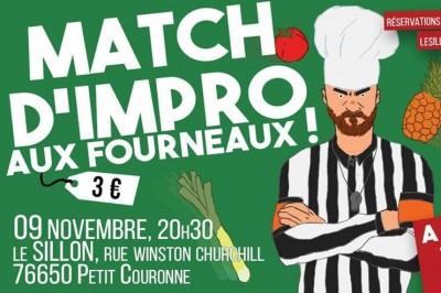 Match d'Impro à Petit Couronne