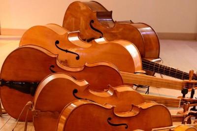 Les violons & les Valois à Arques la Bataille