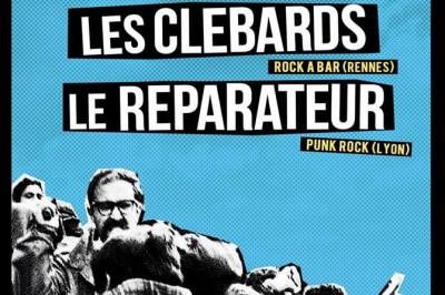 Le Réparateur et Les Clébards à Nantes