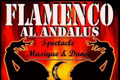 Al Andalus Flamenco Nuevo - Fuego à Lyon