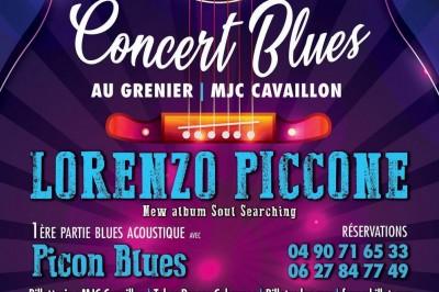 Concert Blues à Cavaillon
