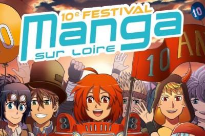 10ème Festival Manga-sur-Loire 2018