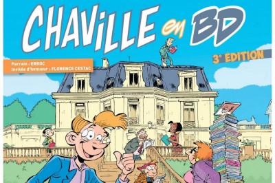 Chaville en BD 3e édition 2018
