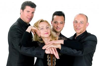 Rossfelder Guitar Quartet à Houdan