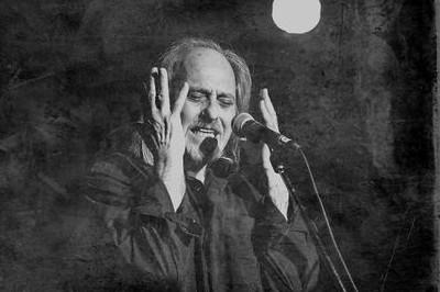 Charles Suberville chante la noblesse de la chanson française à Vandoeuvre les Nancy