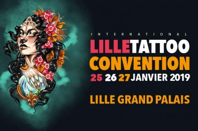 Lille Tattoo Convention