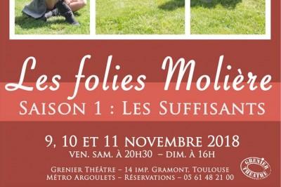 Les Folies Molière : Les suffisants à Toulouse