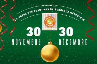 Marché de Noël de Bordeaux 2018