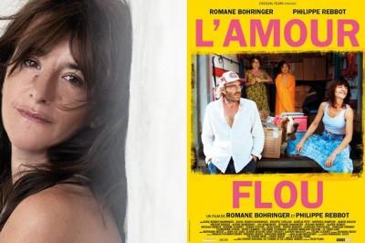 """Ciné-Rencontre : """"L'Amour Flou"""" en présence de la réalisatrice Romane Bohringer à Valenciennes"""