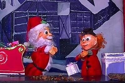 Spectacle de marionnettes: La chanson du père Noël à Cugnaux