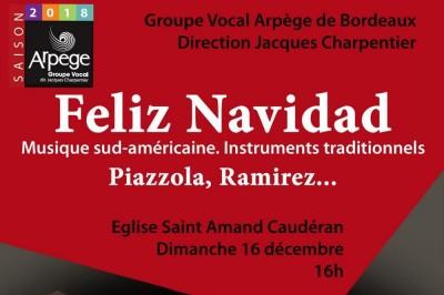 Feliz Navidad à Bordeaux