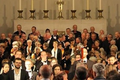 Concert De Noel à Chauny
