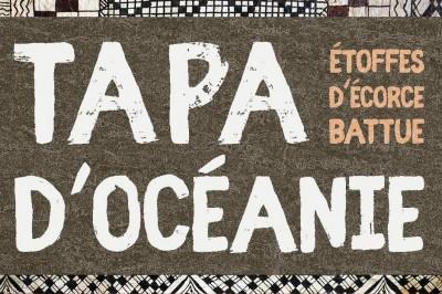 Tapa d'Océanie à Vitre