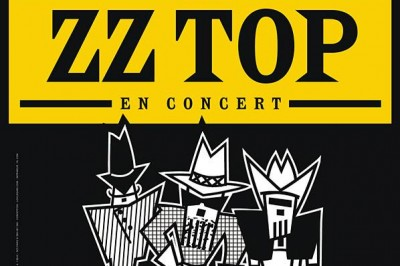 Zz Top à Boulogne Billancourt