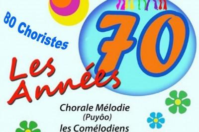 Concert Les Annees 70 à Clermont