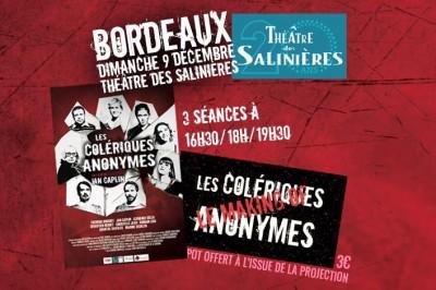 Les Colériques Anonymes à Bordeaux