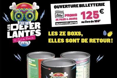 Duo Box Deferlantes à Argeles sur Mer