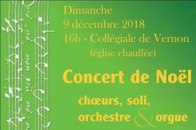 Gloria de Vivaldi en Normandie à Vernon