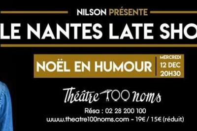 Le Nantes Late Show spécial