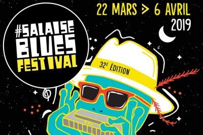 Salaise Blues Festival à Saint Maurice l'Exil