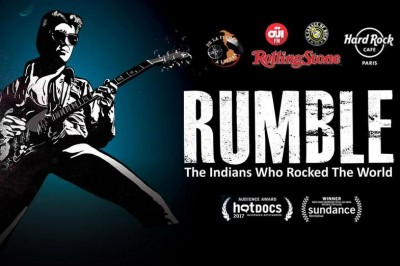 Ciné-rencontre Rumble : The Indians Who Rocked The World à Mont de Marsan
