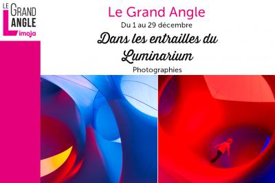 L'expo   Dans les entrailles du Luminarium à Rennes