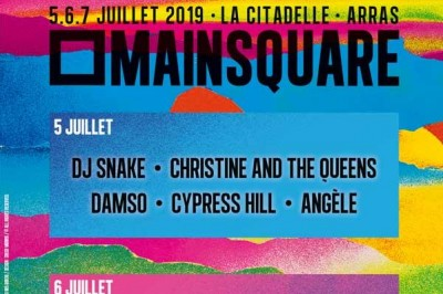Dj Snake / Christine and The Queens / Angèle à Arras