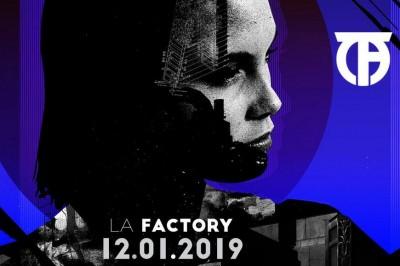 La Factory #18 w/ Marcel Dettmann à Toulouse