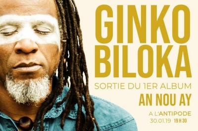Concert de sortie d'album à l'Antipode à Rennes