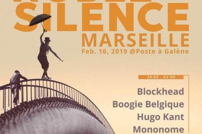 Noble Silence : Blockhead & Friends à Marseille