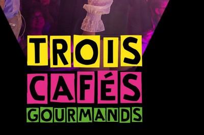 Trois Cafés Gourmands au Ninkasi Kao à Lyon