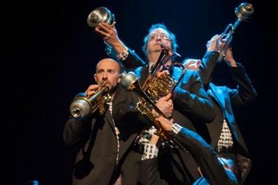 Les Trompettes De Lyon à Saint Maurice en Gourgois